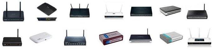 Routere D-Link