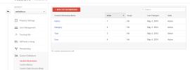 Advanced Google Analytics and Custom Dimensions
