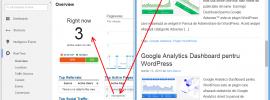 Check if Google Analytics tracking works